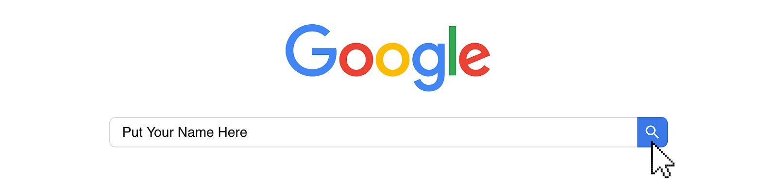 Google Dich Selbst